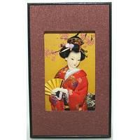 Японская картина «Цветение сакуры»