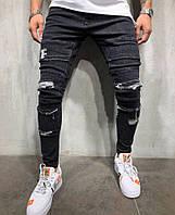 Мужские штаны Black Island №20 хорошего качестваТОП Реплика, фото 1