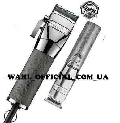 Набор для стрижки BAByliss Pro Barber Spirit (машинка babyliss fx880e + триммер BaByliss PRO FX7880E)