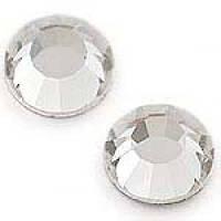 Камені Swarovski SS 3 Crystal (1.35-1.5 mm), 100 шт