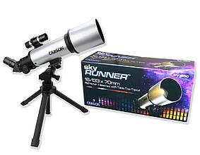 Телескоп Carson SkyRunner 70mm
