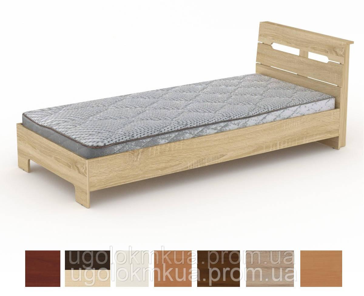 Кровать односпальная Стиль - 90
