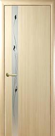 Межкомнатные двери Новый Стиль серия Квадра, модель Злата