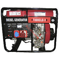 Дизельный генератор WEIMA(Вейма) WM7000CLE-3(трехфазный)