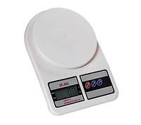 Весы бытовые кухонные Electronic SF-400 (7 кг/1г)