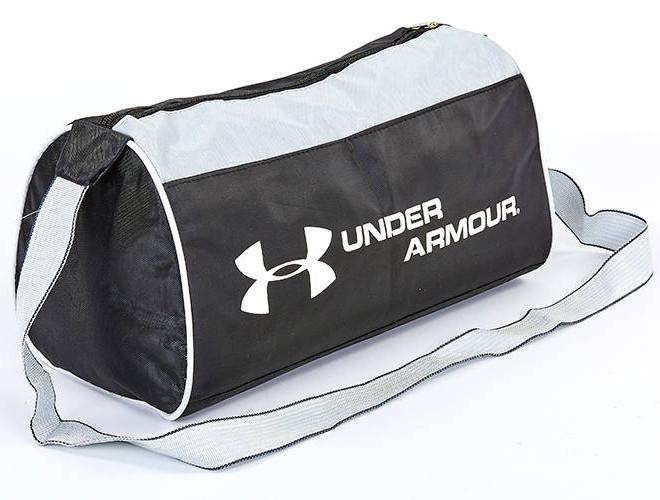 313cf35d94e4 Спортивная сумка-бочонок UNDER ARMOUR STORM2 UA-1605-BK черная, фото 1