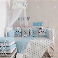 Комплект постельного белья Маленькая Соня Chudiki 7ед, фото 1