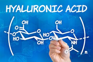 Молекула гиалуроновой кислоты