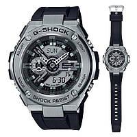 Мужские наручные часы CASIO GST-410-1AER Черный (nir-1158)