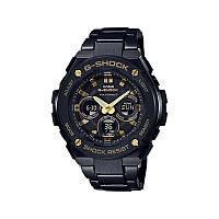 Мужские наручные часы CASIO GST-W300BD-1AER Черный (nir-1149)