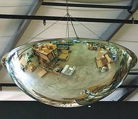 Купольное обзорное зеркало 1000/360