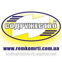 Пластина технічна гумова 250 х 250 х 1