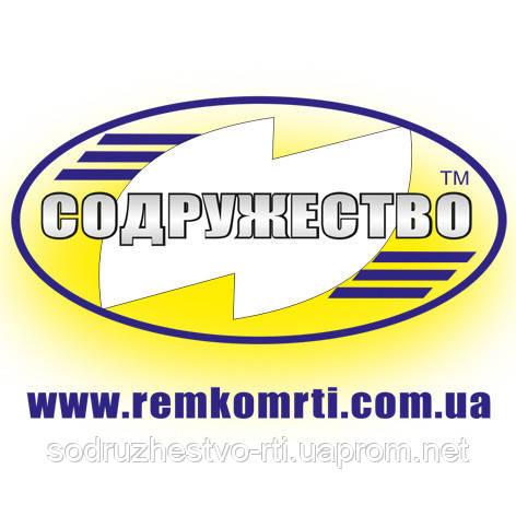 Вставка кришки корінного підшипника колінчастого 47-53415588 (Д65-01-03) (гума) (МТЗ, Д-240)