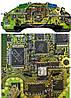 ID48 24c16 24c17 MEGAMOS-48 Подготовка чипа по дампу панели Audi A8 VDO 1999...2001, фото 2