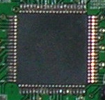 Микросхема STV8217 QFP-80