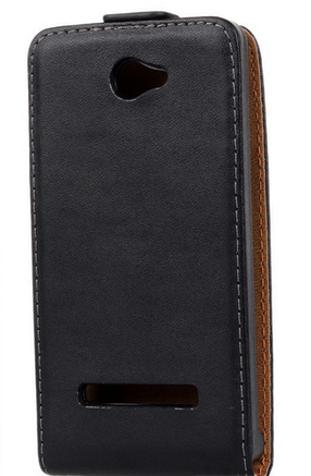 Чехол флип для HTC 8 S A620s A620E черный, фото 2