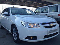 Реснички на фары Chevrolet Epica / Шевролет Эпика