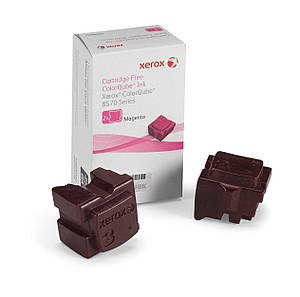 Чернила XEROX 108R00937 твердые оригинальные пурпурные - magenta (4400 копий)