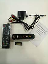 Цифровой тюнер Simax T2 RedPlus HD, фото 3