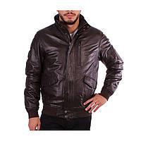 Куртка мужская Geox M5422A BROWN 46 Коричневый (M5422ABRW)