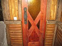 """Двери под старину """"Роскосные""""."""