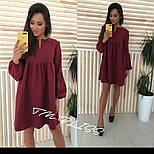 Женское стильное платье (4 цвета), фото 2