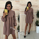 Женское стильное платье (4 цвета), фото 3