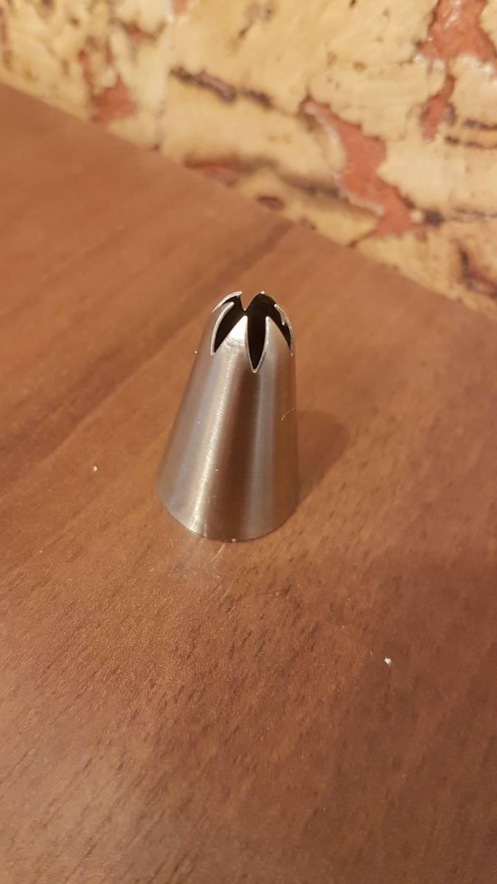 Насадка кондитерская метал. №7086