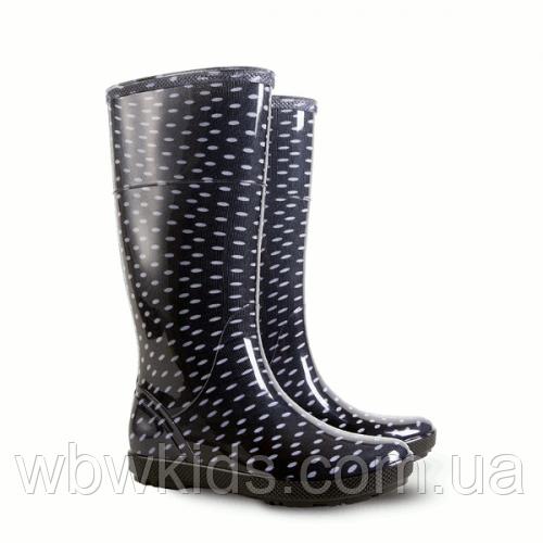 Гумові чоботи (резиновые сапоги) Demar HAWAI LADY Чорний  продажа ... 4628502530b82