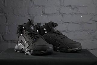 Мужские кроссовки Nike Huarache Acronym Concept Black, фото 2