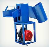 Измельчитель веток с дровоколом для электродвигателя, фото 2