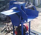 Измельчитель веток с дровоколом для электродвигателя, фото 5