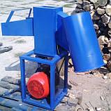 Измельчитель веток с дровоколом для электродвигателя, фото 6