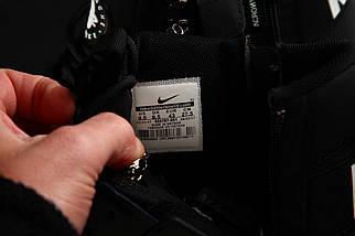 Мужские утепленные кроссовки в стиле Nike Huarache Acronym Concept Black/White, фото 3