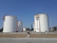 Монтаж резервуаров с гарантией от 5 лет