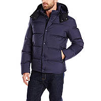 Куртка мужская Geox M5425L DARK NAVY 52 Синий (M5425LDKNV)