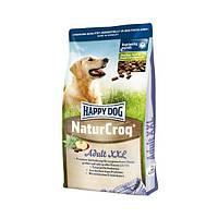 Happy Dog NaturCro XXL сухой корм для взрослых собак больших пород - 15 кг