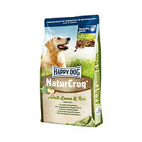 Happy Dog NaturCroq Lamm & Reis сухой корм для собак с ягненком и рисом -15кг
