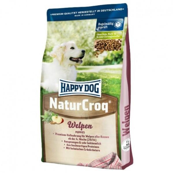 Happy Dog NaturCroq Welpen сухой корм для щенков -15кг