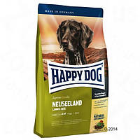 Happy Dog Supreme Neuseeland  сухой корм для собак ягненок - 12.5кг