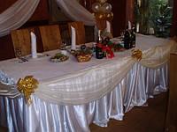 Прокат свадебных юбок, чехлов, стоек, украшений на машины и других аксессуаров