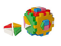 Развивающая Игрушка Куб Умный малыш Логика 2 ТехноК для детей