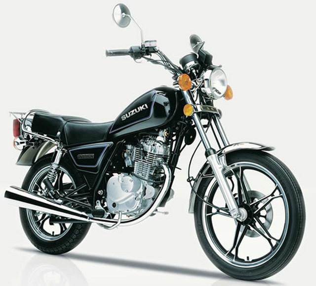 Запчасти на мотоцикл Suzuki GN