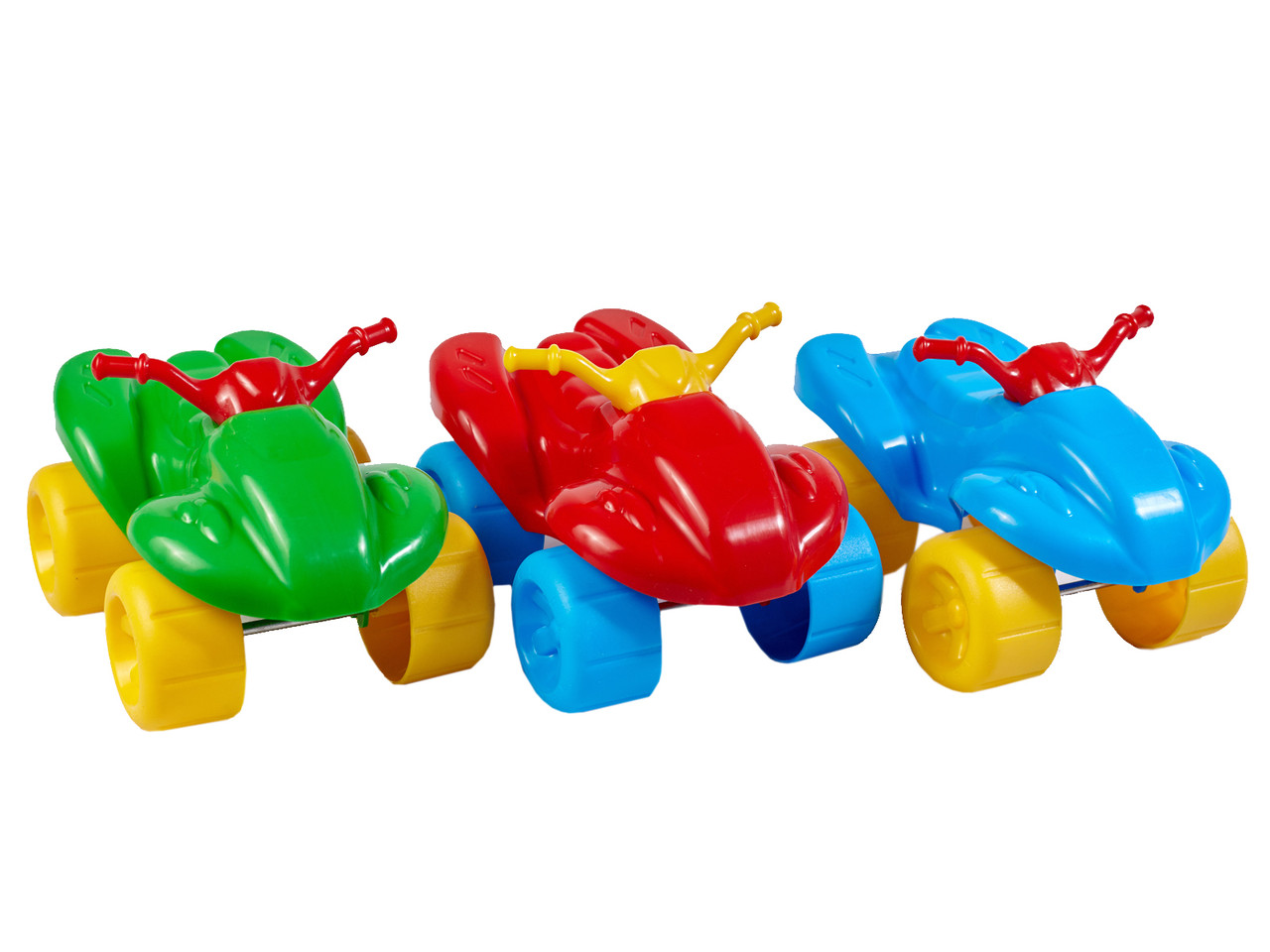 "Игрушка Машинка ""Максік"" Квадроцикл пластмасса  Технок - Style-Baby детский магазин в Киеве"