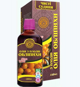 Живое облепиховое масло оригинал 1000 мл