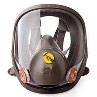 Полнолицевая маска ЗМ серии 6800