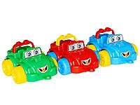 Детская машинка Максік внедорожник пластик Технок