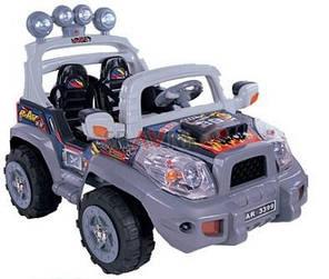 Детский электромобиль Bambi 3399 без радиоуправления., фото 2