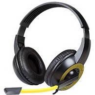 Навушники накладні провідні з мікрофоном Gemix HP-661MV Black (04300071) 29e702c7f3915