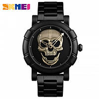 Часы Skmei 9178 Black Grey 45mm (Original)!, фото 1